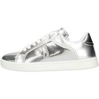 kengät Naiset Matalavartiset tennarit Trussardi 79A005289Y099999 Silver