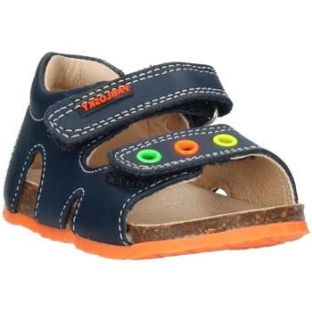 kengät Lapset Sandaalit ja avokkaat Pablosky 0819 Blue