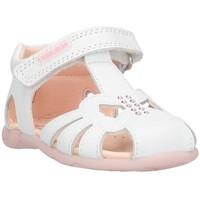 kengät Lapset Sandaalit ja avokkaat Pablosky 0730 White