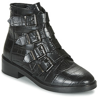 kengät Naiset Bootsit Pepe jeans MALDON IMAN Musta