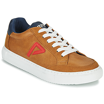 kengät Pojat Matalavartiset tennarit Pepe jeans ADAM ARCHIVE Kamelinruskea