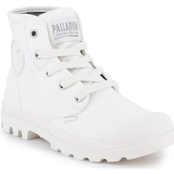 kengät Naiset Bootsit Palladium US Pampa HI Valkoiset