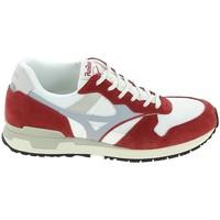 kengät Tennarit Mizuno Genova Blanc Rouge Valkoinen