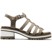 kengät Naiset Sandaalit ja avokkaat Timberland Violet marsh fisherman sandal Vihreä
