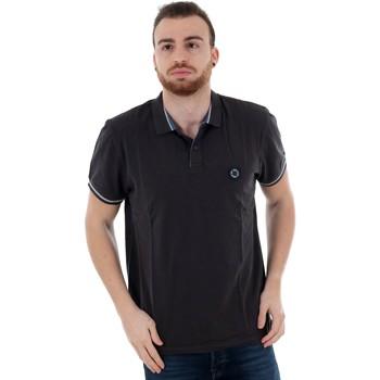 vaatteet Miehet Lyhythihainen poolopaita Pepe jeans PM541304 TERENCE - 985 INFINITY Gris oscuro