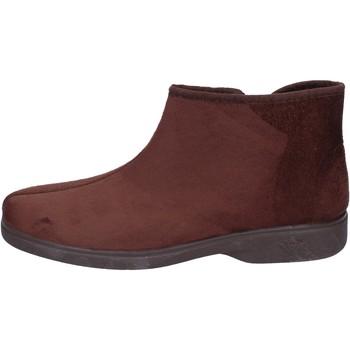 kengät Miehet Tossut Mauri Moda BN911 Ruskea