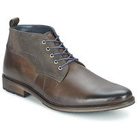 kengät Miehet Bootsit Casual Attitude RAGILO Taupe