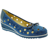 kengät Naiset Balleriinat Donna Soft DOSODS0770bl blu