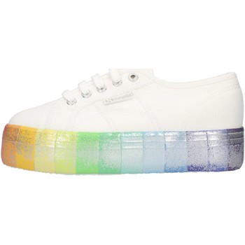 kengät Naiset Matalavartiset tennarit Superga 2790S1118DW Multicolor