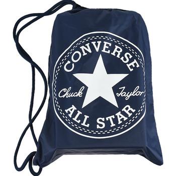 laukut Reput Converse Cinch Bag Bleu marine