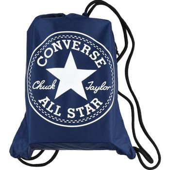 laukut Reput Converse Flash Gymsack Bleu marine