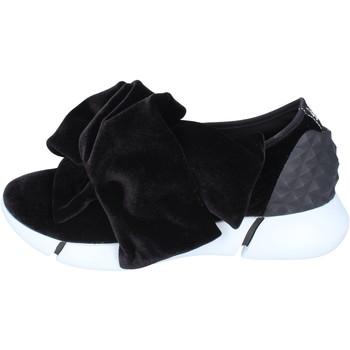 kengät Naiset Tennarit Elena Iachi BN991 Musta