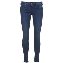 vaatteet Naiset Caprihousut Pepe jeans LOLA Blue