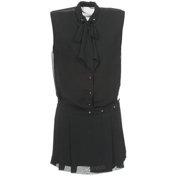 vaatteet Naiset Lyhyt mekko Diesel D-NEDORA-A Black