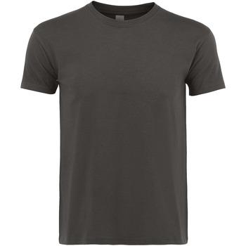 vaatteet Miehet Lyhythihainen t-paita Sols REGENT COLORS MEN Gris