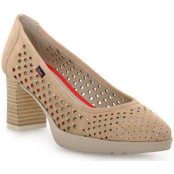 kengät Naiset Korkokengät CallagHan PESCA SABLE Rosa
