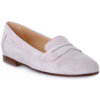 kengät Naiset Mokkasiinit Frau CAMOSCIO CORDA Beige