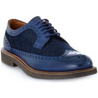 kengät Miehet Derby-kengät Frau SIENA JEANS BLU Blu