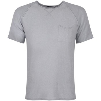 vaatteet Miehet Lyhythihainen t-paita Xagon Man  Harmaa