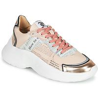 kengät Naiset Matalavartiset tennarit John Galliano 3645 Pink