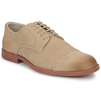 kengät Miehet Derby-kengät Casual Attitude BALTOK BEIGE