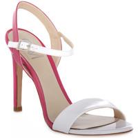 kengät Naiset Sandaalit ja avokkaat Gianni Marra CRISTALLO BIANCO Bianco