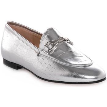 kengät Naiset Mokkasiinit Priv Lab LAMINATO ARGENTO Grigio