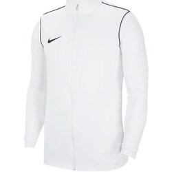 vaatteet Pojat Ulkoilutakki Nike JR Dry Park 20 Training Valkoiset
