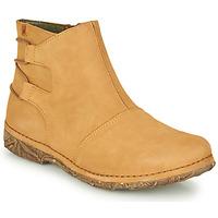 kengät Naiset Bootsit El Naturalista ANGKOR Kamelinruskea