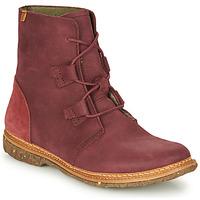 kengät Naiset Bootsit El Naturalista ANGKOR Bordeaux