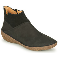kengät Naiset Bootsit El Naturalista BORAGO Black