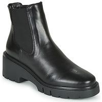 kengät Naiset Bootsit Unisa JEROME Musta