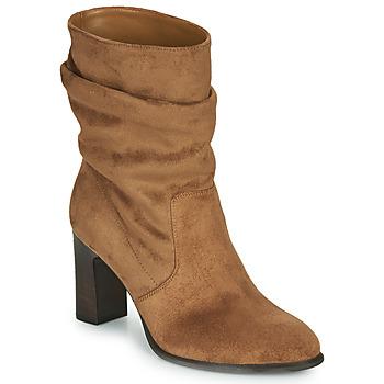 kengät Naiset Nilkkurit Unisa ULANO Beige