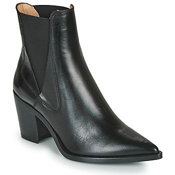 kengät Naiset Nilkkurit Unisa MUNIS Musta