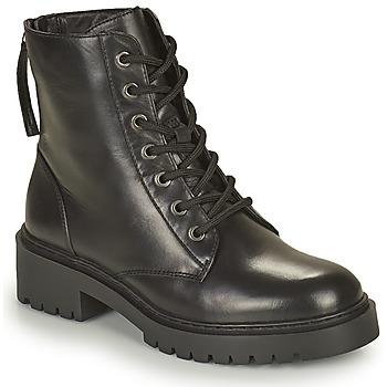 kengät Naiset Bootsit Unisa JISPER Black