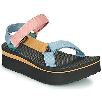 kengät Naiset Sandaalit ja avokkaat Teva FLATFORM UNIVERSAL Multicolour