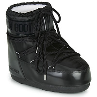 kengät Naiset Talvisaappaat Moon Boot MOON BOOT CLASSIC LOW GLANCE Musta