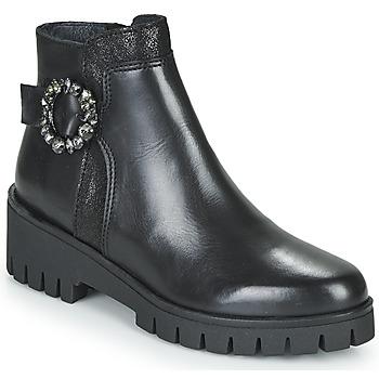 kengät Naiset Bootsit Myma KAOLI Musta