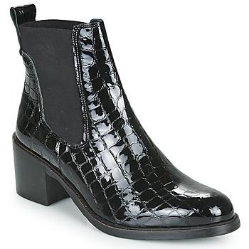 kengät Naiset Nilkkurit Myma KIOLI Musta
