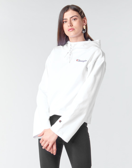 vaatteet Naiset Svetari Champion HEAVY COMBED COTTON FLEECE White