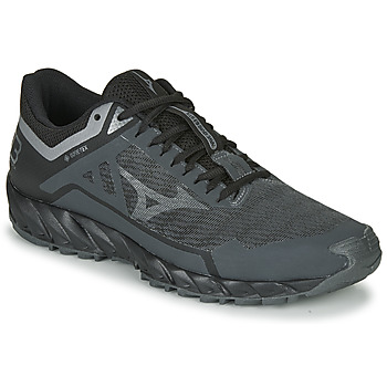 kengät Miehet Juoksukengät / Trail-kengät Mizuno WAVE IBUKI 3 GTX Black