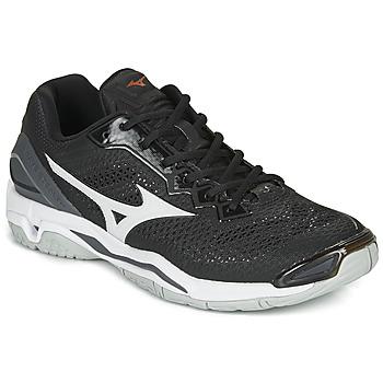 kengät Miehet Sisäurheilukengät Mizuno WAVE PHATOM 2 Black