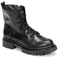 kengät Naiset Bootsit Bullboxer 610504E6L_BKC Black