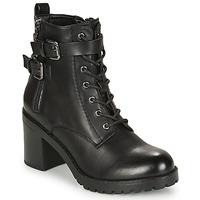 kengät Naiset Nilkkurit MTNG 58674-C50055 Musta