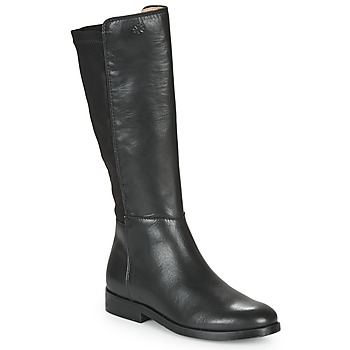 kengät Tytöt Saappaat Acebo's 9864-NEGRO-T Musta