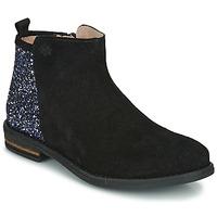 kengät Tytöt Bootsit Acebo's 8035-NEGRO-T Black