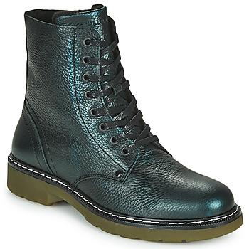 kengät Tytöt Bootsit Bullboxer AOL501E6LGPETR Green
