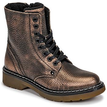 kengät Tytöt Bootsit Bullboxer AOL501E6LGCHAM Bronze