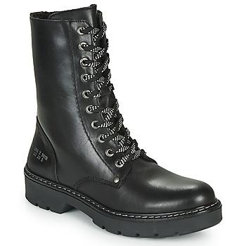 kengät Tytöt Bootsit Bullboxer AON523E6L-BKGY Black