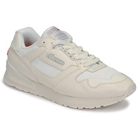 kengät Miehet Matalavartiset tennarit Ellesse 147 LEATHER White